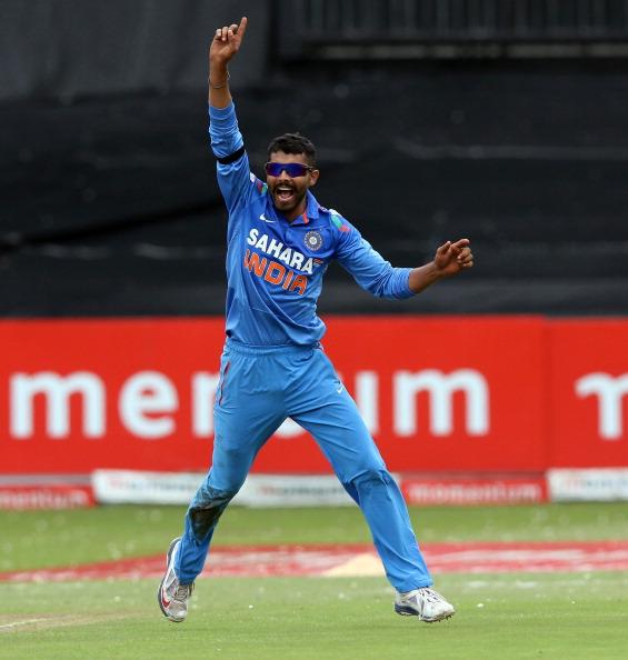 Ravindra Jadeja Moves Up In Latest ICC ODI Rankings