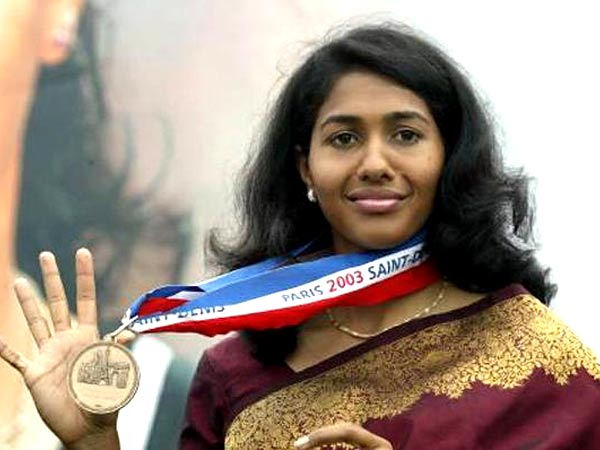 anju bobby george essay Sachin tendulkar, sania mirza, narain karthikeyan, anju bobby george etc in the field of sports are household names across the world today advertisements: in the wake of globalization, india has produced a galaxy of eminent entrepreneurs in it, biotechnology, civil aviation, steel production and the like.