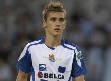 pretty nice a1bf4 8cdf4 Arsenal's bid for Antoine Griezmann rejected