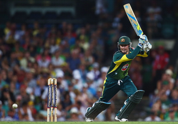 Australia v England: Game 3