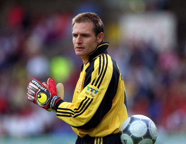 Canizares was Spain's first choice keeper