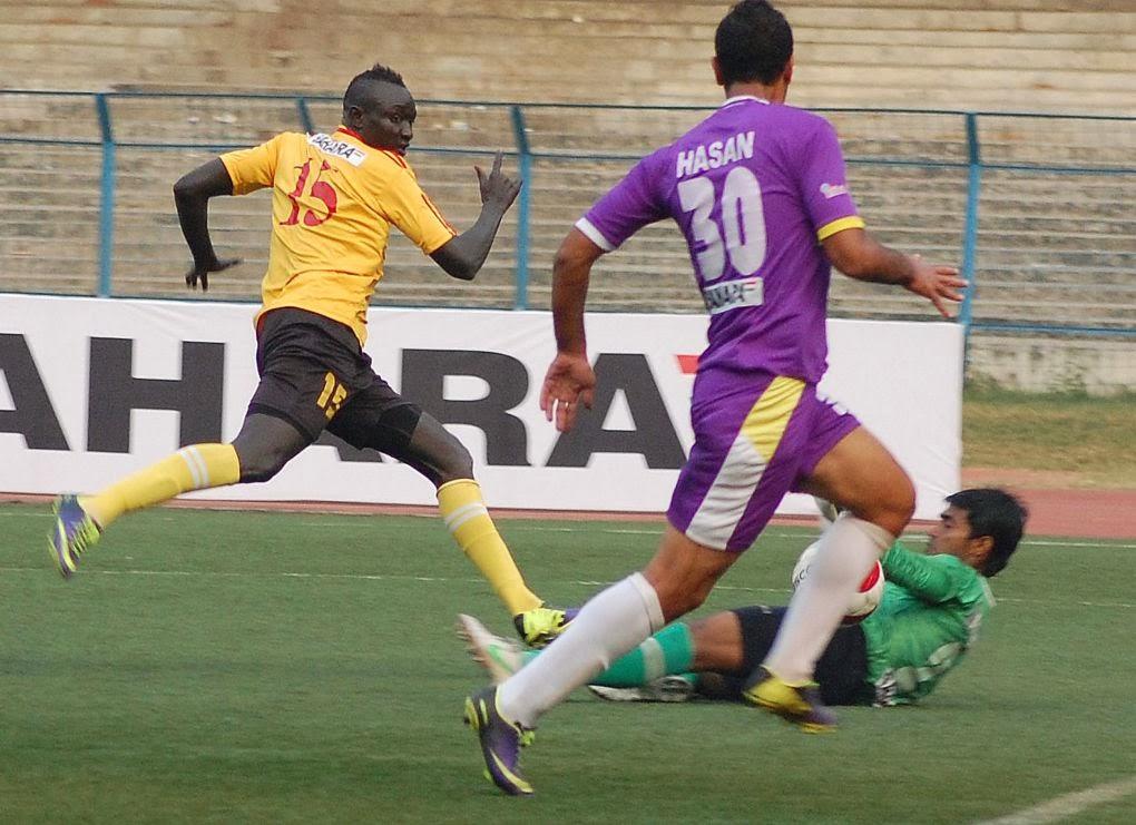 East Bengal - United SC