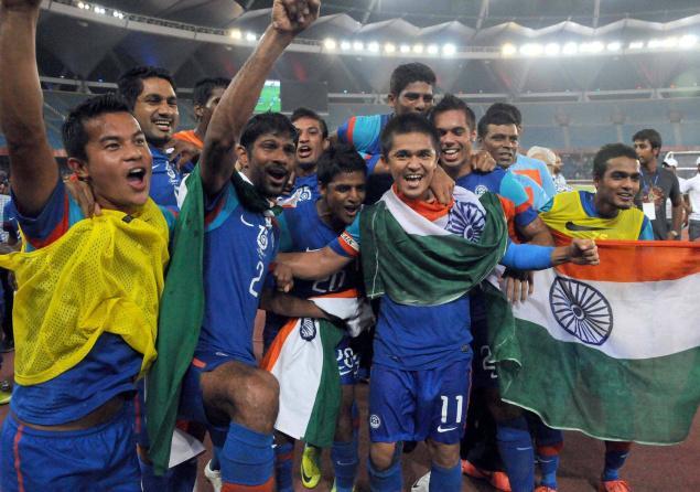 Indian national football team