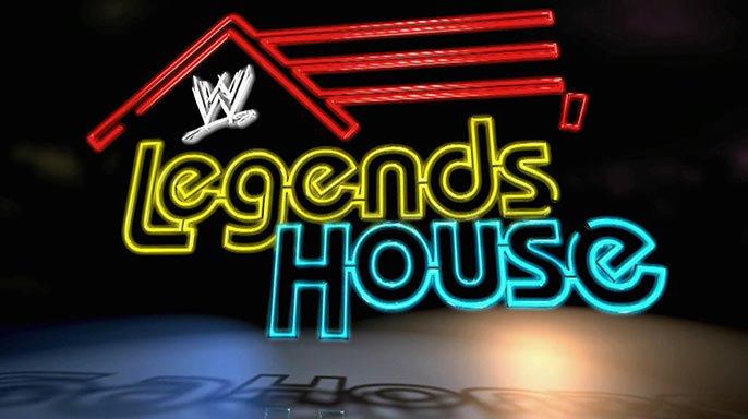 WWE reality show, Legends House