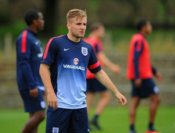 Shaw has been one of the Premier League's breakout stars