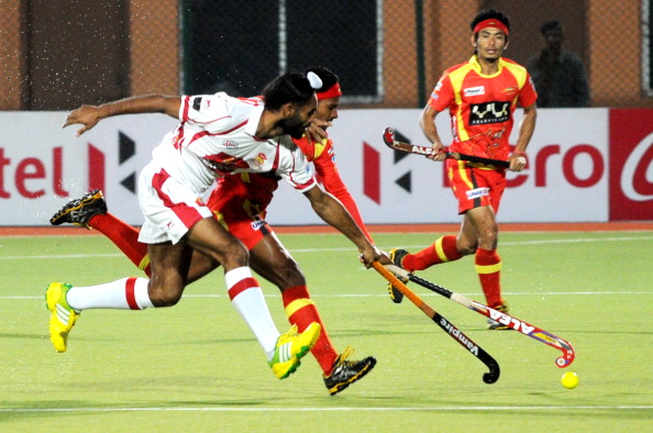 Hockey India League Match