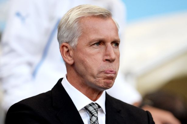 Alan Pardew - Wants British players at Newcastle