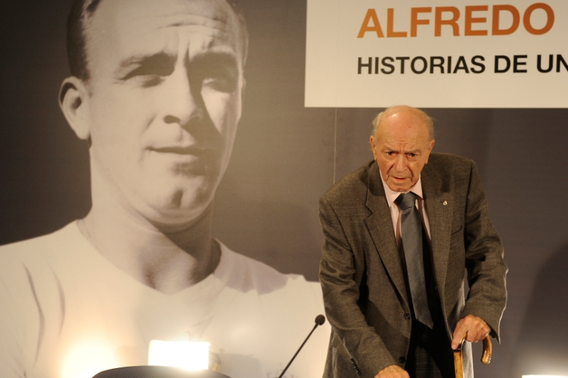 Di Stefano will continue to be the subject of Barca's lamentations long after he's gone.