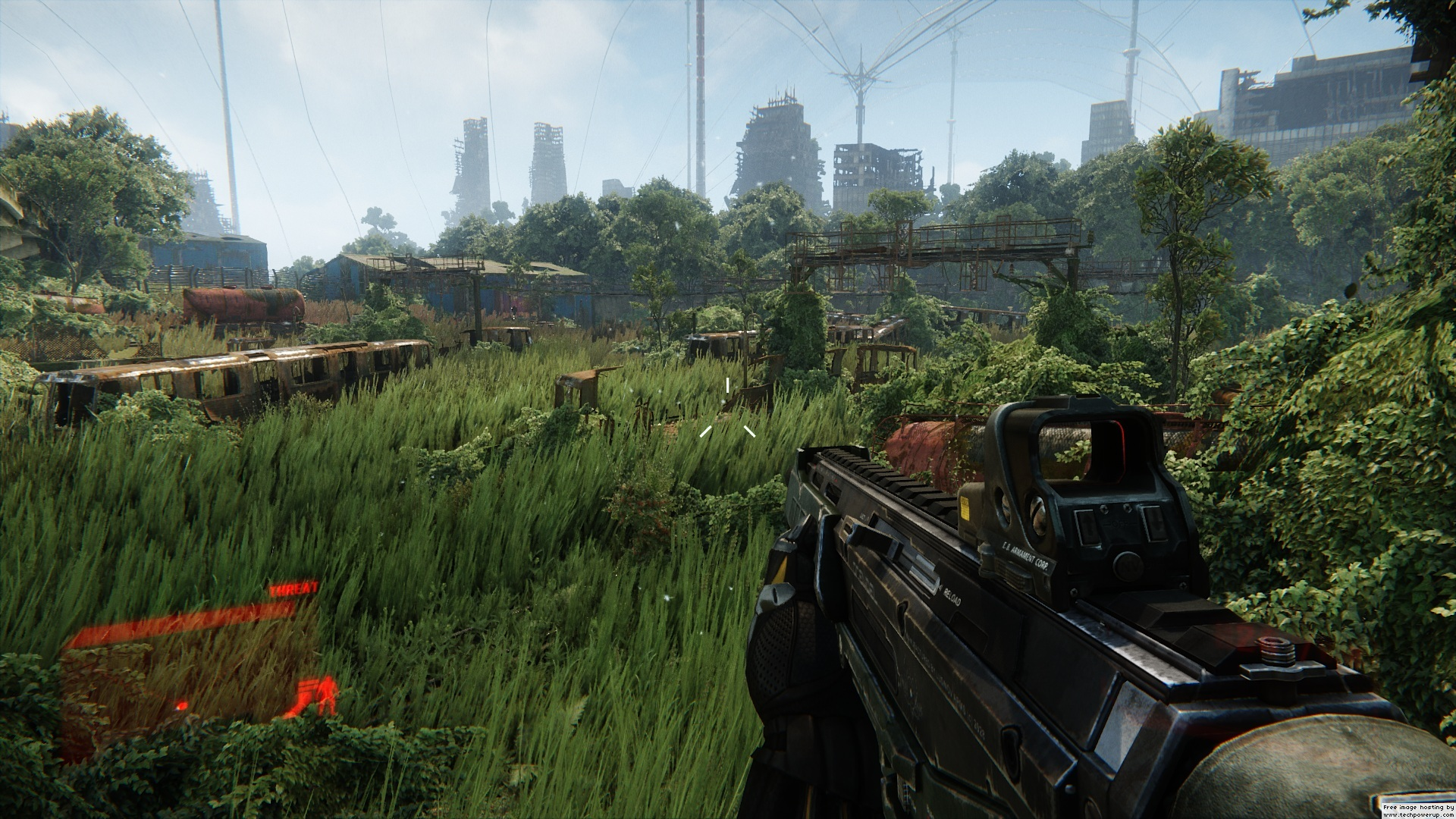 Crysis The Unbeatable Fps Game Series Ever