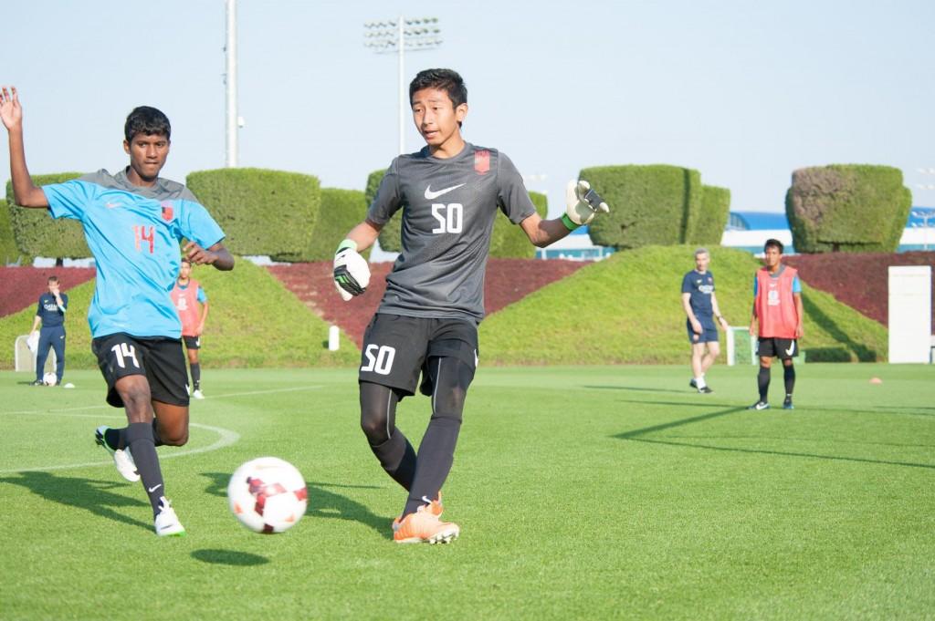 Deeraj Singh (goalkeeper)