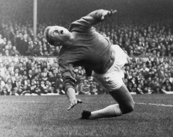 Harry Gregg: One of the most talented ever in goal for United