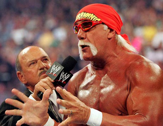 Hulk Hogan returns