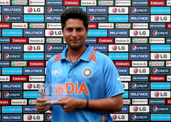 Image result for kuldeep yadav u19