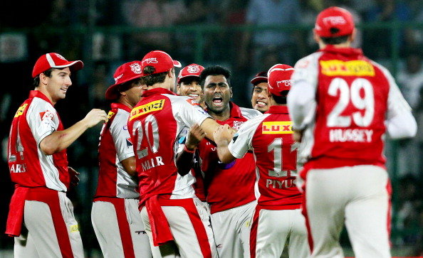 Image result for kings xi punjab in 2014 hd