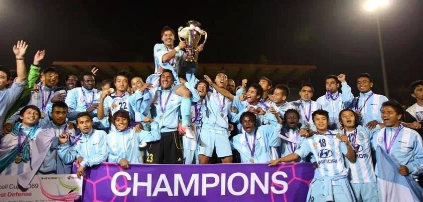 MMC: Nepal Football League Champions (File Photo)