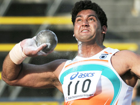 shot putter om prakash among india's medal hopes for the