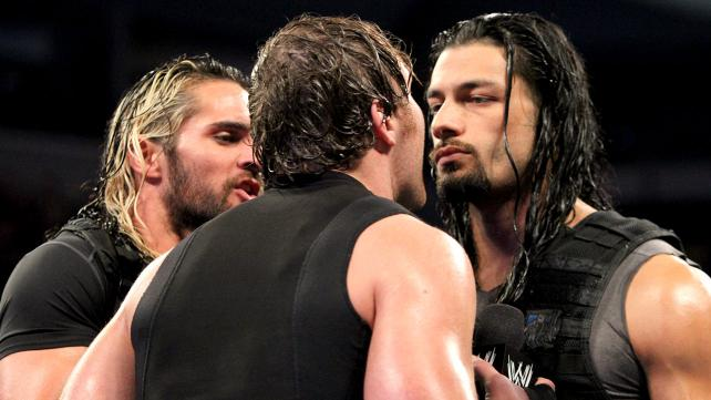 A Reigns-Ambrose match in the works?