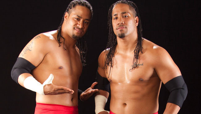 Jey uso is dating