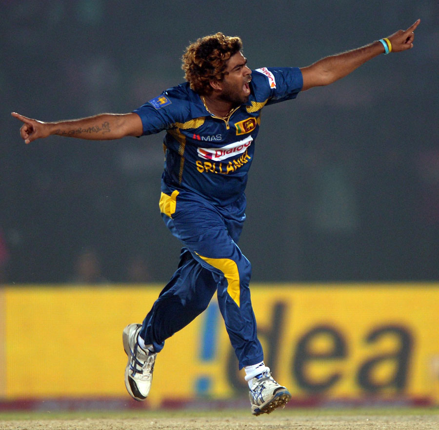 Stats: Lasith Malinga Becomes Fastest Sri Lankan To Reach
