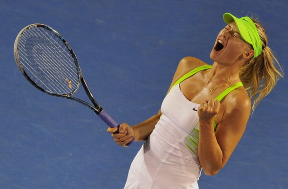 10 tennis facts that will astonish you - Slide 1 of 10:Maria Sharapova\'s grunt is louder than an aircraft