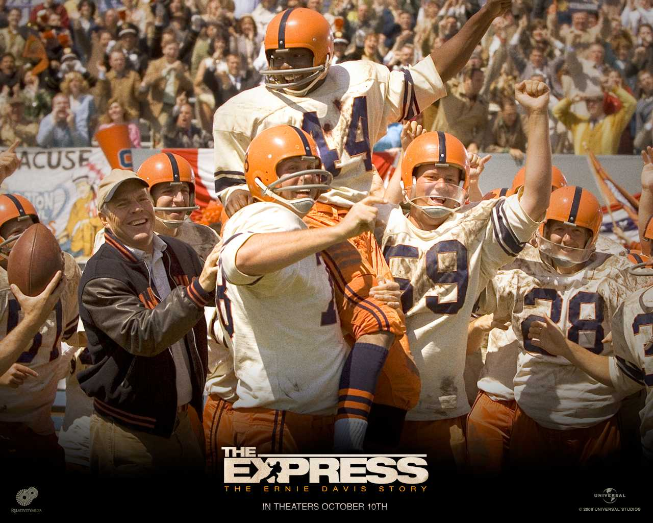 e307537b1 Top 10 American football movies of all time