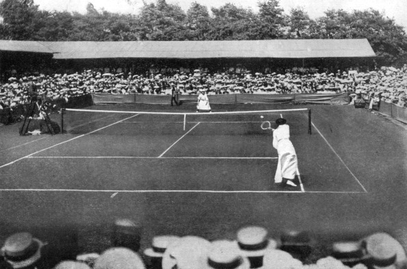 10 tennis facts that will astonish you - Slide 5 of 10:A 13-year-old has competed at Wimbledon
