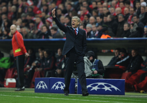 Arsene Wenger has been the subject of criticism from Dutch fitness coach Raymond Verheijen