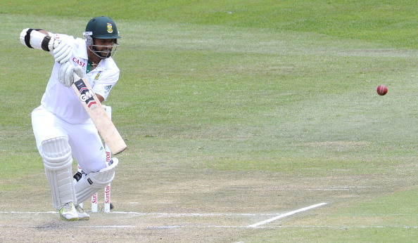 South Africa's batsman Ashwell Prince plays a stroke on December 29, 2011 during the fourth day of the second cricket Test match between South Africa and Sri Lanka at the Sahara Stadium Kingsmead in Durban. AFP PHOTO / STEPHANE DE SAKUTIN (Photo credit should read STEPHANE DE SAKUTIN/AFP/Getty Images)