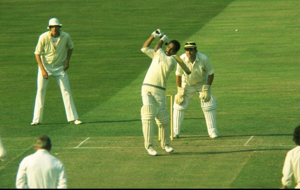 Sir Gary Sobers of the West Indies