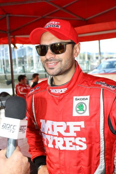 Gaurav Gill, the reigning Asia Pacific Rally Champion