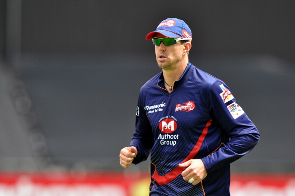 Kevin Pietersen played brilliant for DC in middle-order.