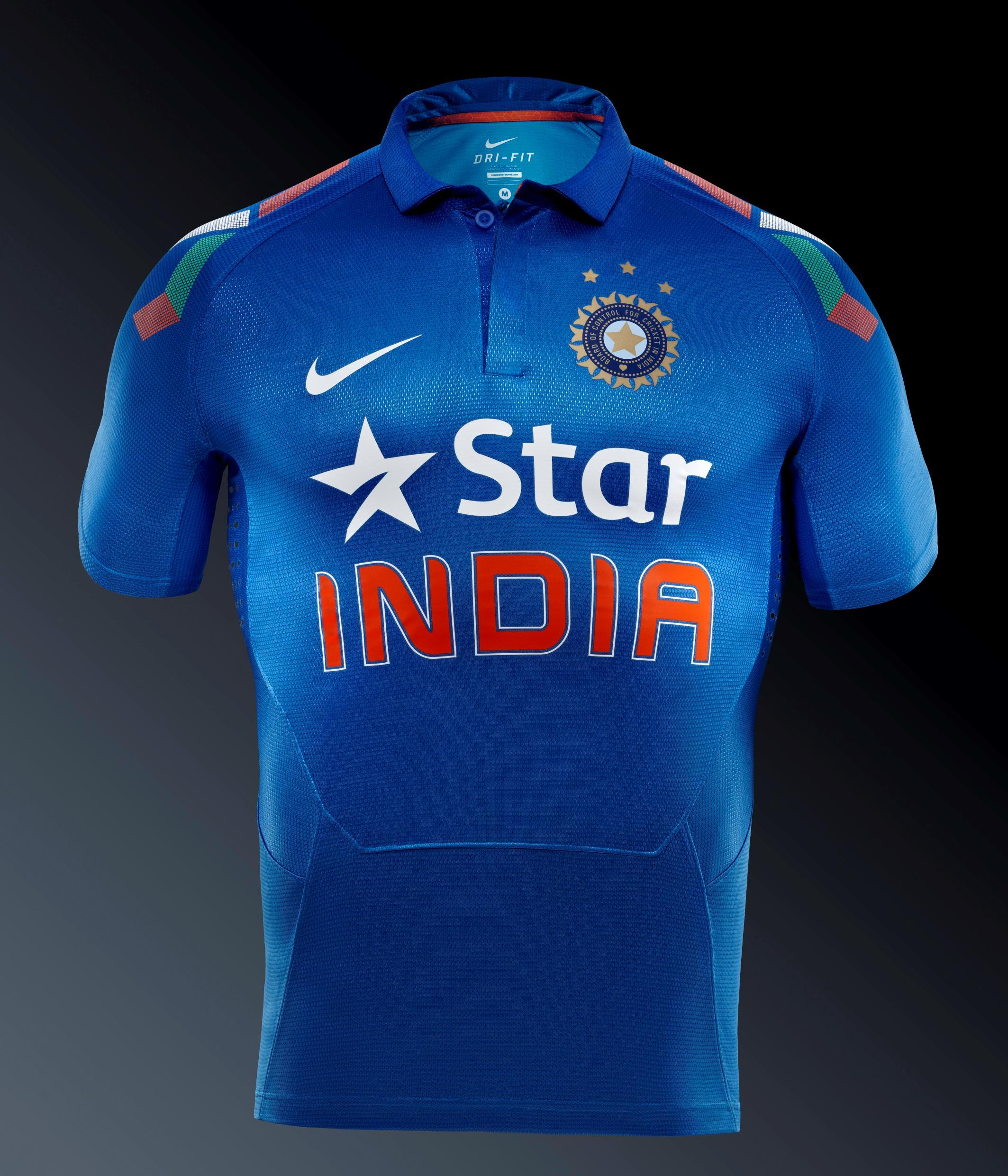 81621d093 Indian players will wear this kit for the new season. In keeping with Nike s  ...