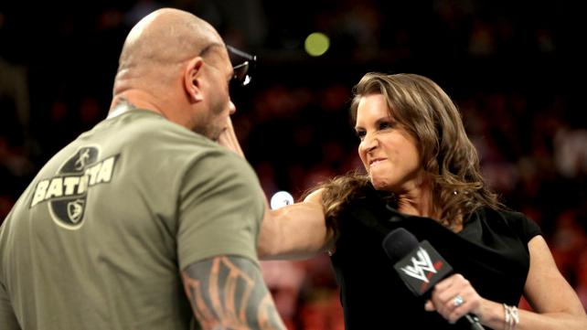 Ranking the top 5 slaps to the face by Stephanie McMahon