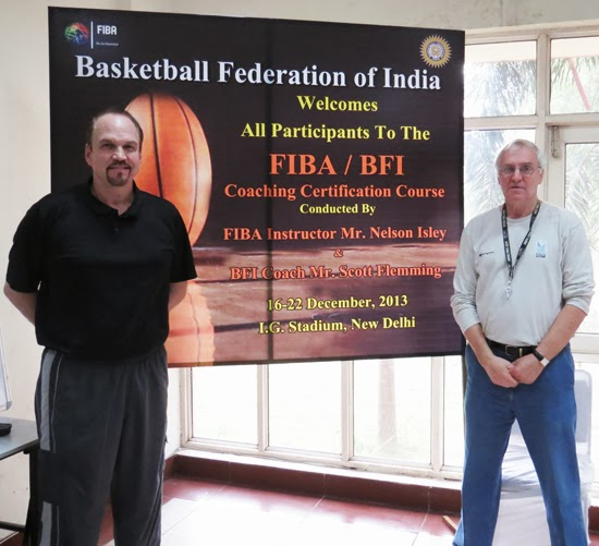 Chennai to host FIBA Level I Coaching Certification Course