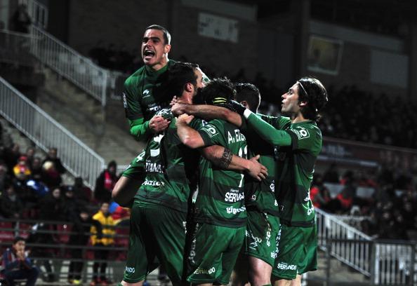 Spanish second division league leaders eibar sd told to - Spanish second division league table ...