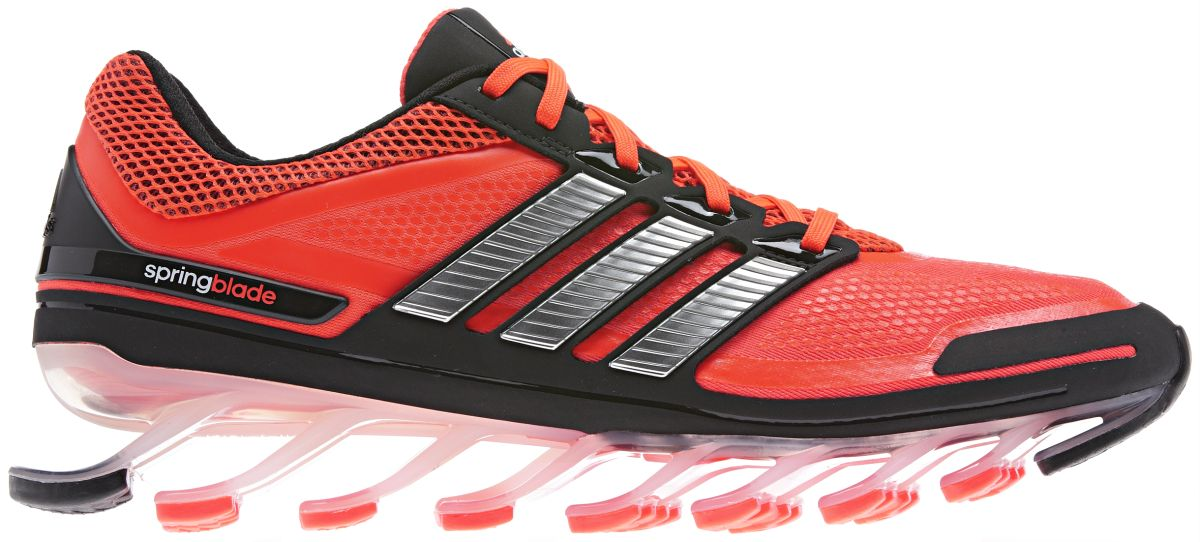 official photos 8ede2 b6830 Adidas launches Springblade - the cutting edge of running