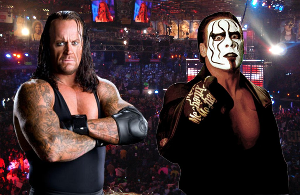 The Undertaker and Swing