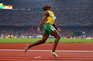 Usain Bolt: The Fastest Man on the Planet.