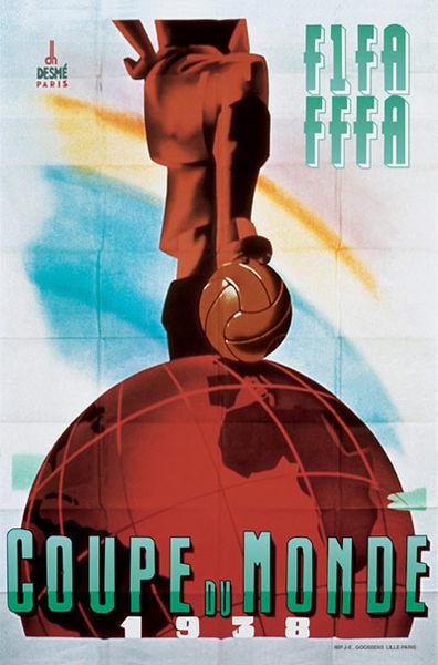FIFA Logos: official logo of World Cup #3