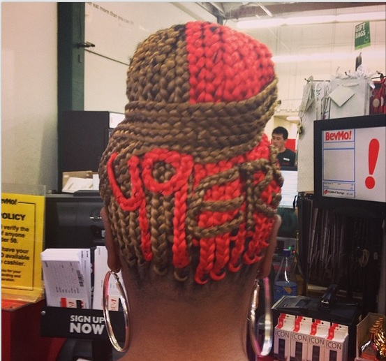 Top 10 crazy yet awesome hairstyles of sports fans