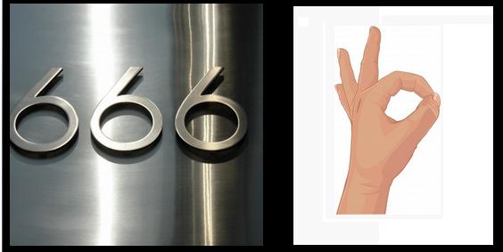 Mystery behind the 666 John Cena Illuminati sign