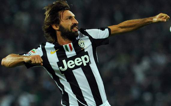 Andrea Pirlo is arguably one of the most decorated regista