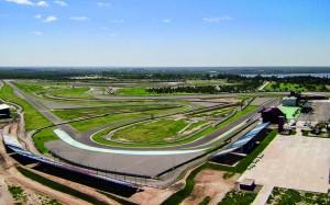 Autodromo Termas de Rio Hondo Image courtesy Jarno Zaffelli / http://www.studiodromo.it (editorial use only)