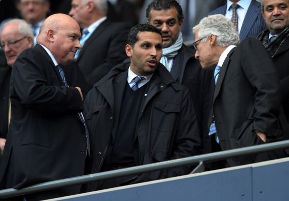 Manchester City's United Arab Emirati ow