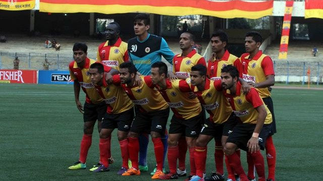 East Bengal were the last Kolkata club to win the title in 2004