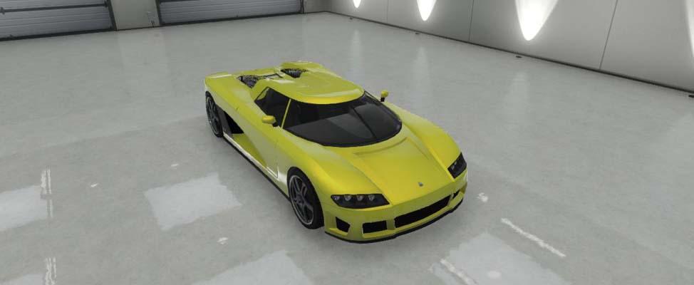 Fastest Car In Gta