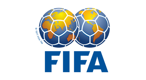 FIFA logos for all the world cups
