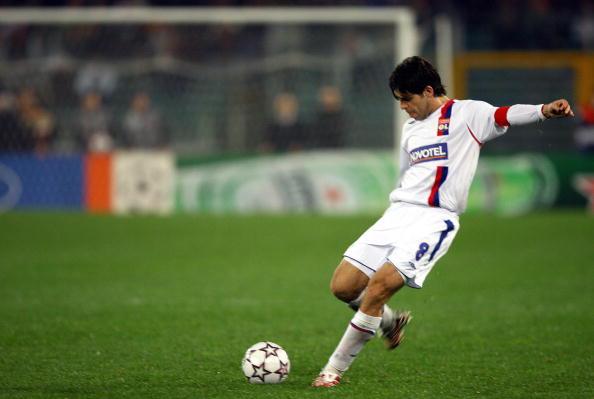 remember the name juninho the man who took free kicks like penalties