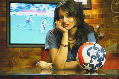 Most glamorous female anchors in Indian sports