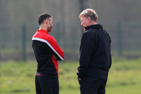 David Moyes Ryan Giggs
